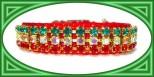 Christmas Angel Dog Collar