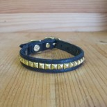 The Wimpy Leather Cat Collar