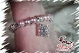 Baby Pink Pearl Companion Bracelet