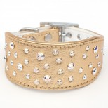 Royal Swarovski Crystal Italian Greyhound Collar