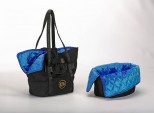 Canis Optimatium range by Katalin zu Windischgraetz - Sommeil et Voyage [Jet Black/Royal Blue]
