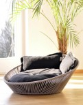 Siro Twist Luxury Cat Bed