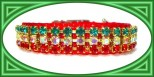 Christmas Angel Dog Collar