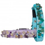 Semi Precious Gemstone Cat Collar