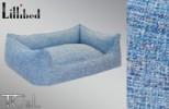 Lillibed Coco Vintage Pet Sofa - Blue