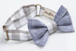 Linus Dog Bow Tie