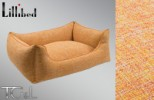Lillibed Coco Vintage Pet Sofa - Orange