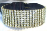 Diamond Radiance Dog Collar