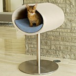 Rondo Stand, a Unique Cat Home [Leatherette]