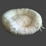 Luxury Faux Fur Pet Bed