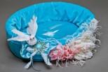Marie Antoinette Velvet Pet Bed