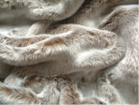 Luxury Faux Fur Pet Throw - Koala