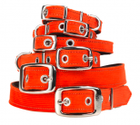 Orange Spencer Corduroy Collar