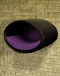 Rondo Wall, a Modern Cat Tree [Leatherette]