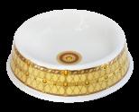 Lillibowl Fabergée Porcelain Bowl - Gold
