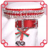 Christmas Baby Dog Collar