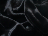Luxury Faux Fur Pet Throw - Black Mink