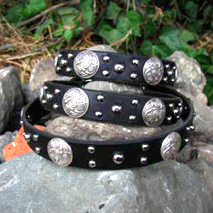 Celtic Dog Collar