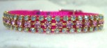 Easter Charms Rhinestone Cat Safety Collar