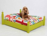 Union Jack Designer Pet Bed