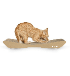 TOBI Cat Scratcher - Brown