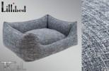 Lillibed Coco Vintage Pet Sofa - Dark Grey